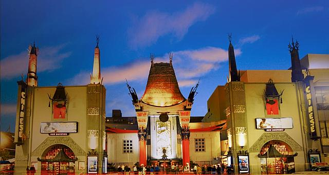 Grauman's Chinese Theater, Los Angeles, California