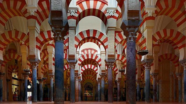 La Mezquita Cathedral, Córdoba, Spain (© SIME / eStock Photo)