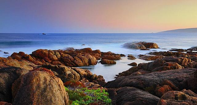 The Canal Rocks formation in the Leeuwin-Naturaliste National Park, Western Australia