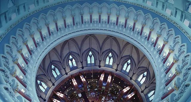 Library of Parliament in Ottawa, Ontario, Canada (© Ron Watts)
