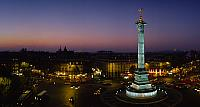 July Column in the Place de la Bastille, Paris, France