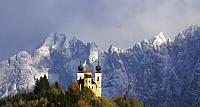 Pilgrimage Church of Frauenberg in Styria, Austria