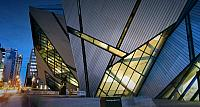 The Michael Lee-Chin Crystal Building, Royal Ontario Museum, Toronto, Ontario, Canada