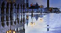 St. Mark's Square and the Doge's Palace, Venice, Italy