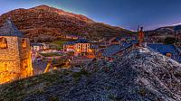 A village in the Vall de Boí in the province of Lleida, Spain (© Luis Sanchez Davilla/360cities.net)