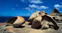 Remarkable Rocks in Flinders Chase National Park, Kangaroo Island, South Australia