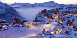 Avoriaz, France (© Pierre Jacques/hemis.fr/Getty Images)
