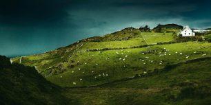 Sheep's Head, Ireland (© Ben Hupfer/Corbis)
