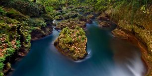 Thyamis River near Ioannina, Greece (© Hercules Milas/Alamy)