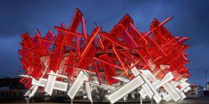 Espacio de ritmo-Coca en Londres (© Hufton and Crow/VIEW/Corbis)