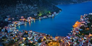 Kastellorizo Island, Greece (© Hercules Milas/Alamy)