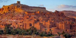 Aït Benhaddou, Atlas Mountains, Morocco (© Douglas Pearson/Corbis)