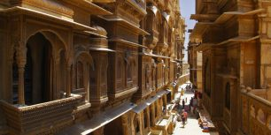Jaisalmer, Rajasthan, India (© Axel Fassio/Getty Images)