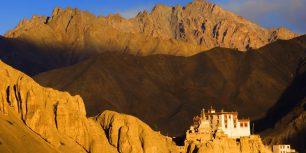 Lamayuru Monastery, Kargil District, western Ladakh, India (© Jochen Schlenker/Corbis)