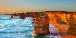 The Twelve Apostles, Port Campbell National Park, Australia (© Marcella Miriello/Shutterstock)