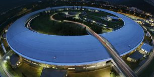 The European Synchrotron Radiation Facility, Grenoble, France (© Peter Ginter/Corbis)