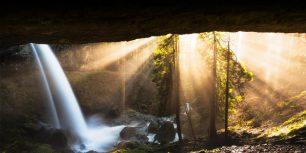 The North Falls in Silver Falls State Park, Oregon (© Matthew Kuhns/Tandem Stills + Motion)