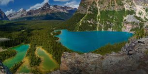 Lake O'Hara in Yoho National Park, British Columbia, Canada (© Nelu Goia/Shutterstock)