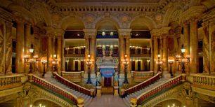 Palais Garnier in Paris, France (© John Kellerman/Alamy)