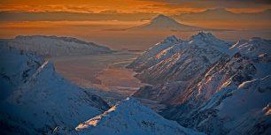 Chigmit Mountains and Lake Clark National Park and Preserve, Alaska (© Ian Shive/Tandem Stills + Motion)