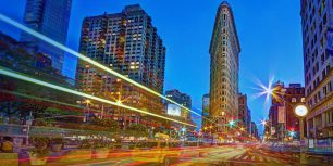 Flatiron Building, New York City (© Tony Shi Photography/Getty Images)