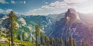 Yosemite National Park, California (© James O'Neil/Getty Images)