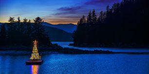 Amalga Harbor near Juneau, Alaska (© Mark Kelley/Tandem Stills + Motion)