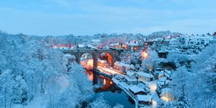 Knaresborough, England (© Steven Hunt/Alamy)