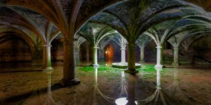 The Portuguese Cistern in El Jadida, Morocco (© Michele Falzone/AWL/plainpicture)