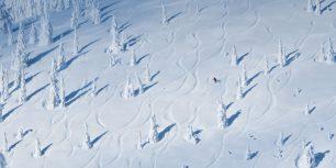 Hellroaring Peak in the Whitefish Range of Montana (© Noah Clayton/Tetra Images/Offset.com)