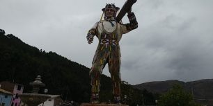 Cuna Del Viga Huantuy, Andabamba, Acobamba, Huancavelica (© Jose Arnao/Andina Digital)