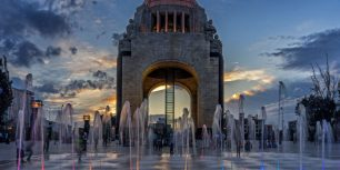 Monumento a la Revolución in Mexico City (© Reinier Snijders/Getty Images)